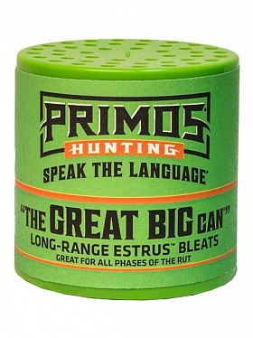PRIMOS THE GREAT BIG CAN HUNTING CALL