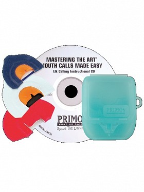 PRIMOS ELK MOUTH CALL READS INSTRUCTIONAL VIDEO