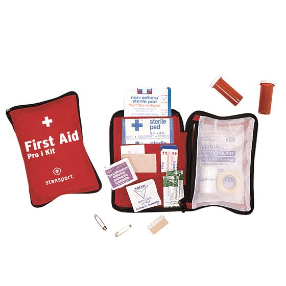 STANSPORT PRO I FIRST AID KIT