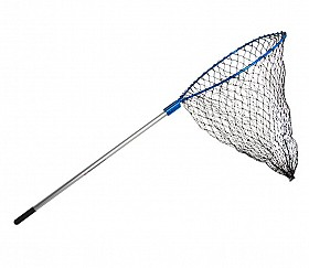 BECKMAN KLAMATH COATED 6' NET