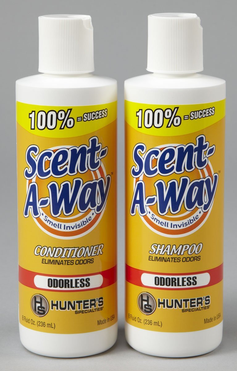 HS SCENT-A-WAY SHAMPOO/CONDITIONER