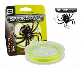 SPIDERWIRE STEALTH 125YRD