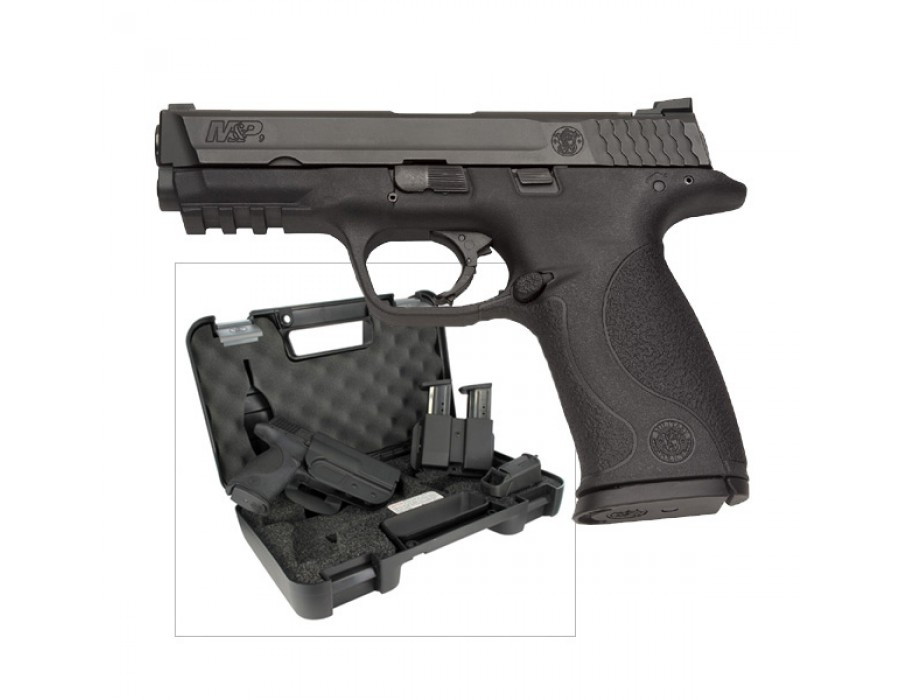 SMITH AND WESSON M&P9 KIT 9MM SEMI-AUTOMATIC PISTOL