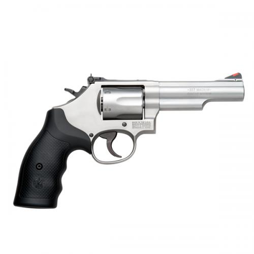 SMITH AND WESSON MODEL 66 357 WIN MAG REVOLVER