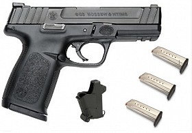 SMITH AND WESSON SD9VE KIT 9MM SEMI AUTOMATIC PISTOL