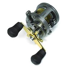 SHIMANO TEKOTA REEL WITH LINE COUNTER