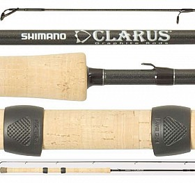 SHIMANO CLARUS SPINNING ROD
