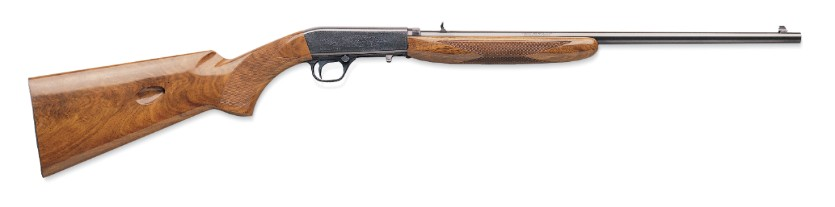 BROWNING SEMI-AUTOMATIC 22 GRADE I RIFLE