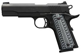 BROWNING BLACK LABEL 1911-22 SEMI AUTOMATIC PISTOL, .22LR