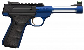 BROWNING BUCK MARK PLUS BLUE LITE 22LR PISTOL