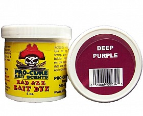 PRO-CURE DEEP PURPLE DANGER BAIT DYE
