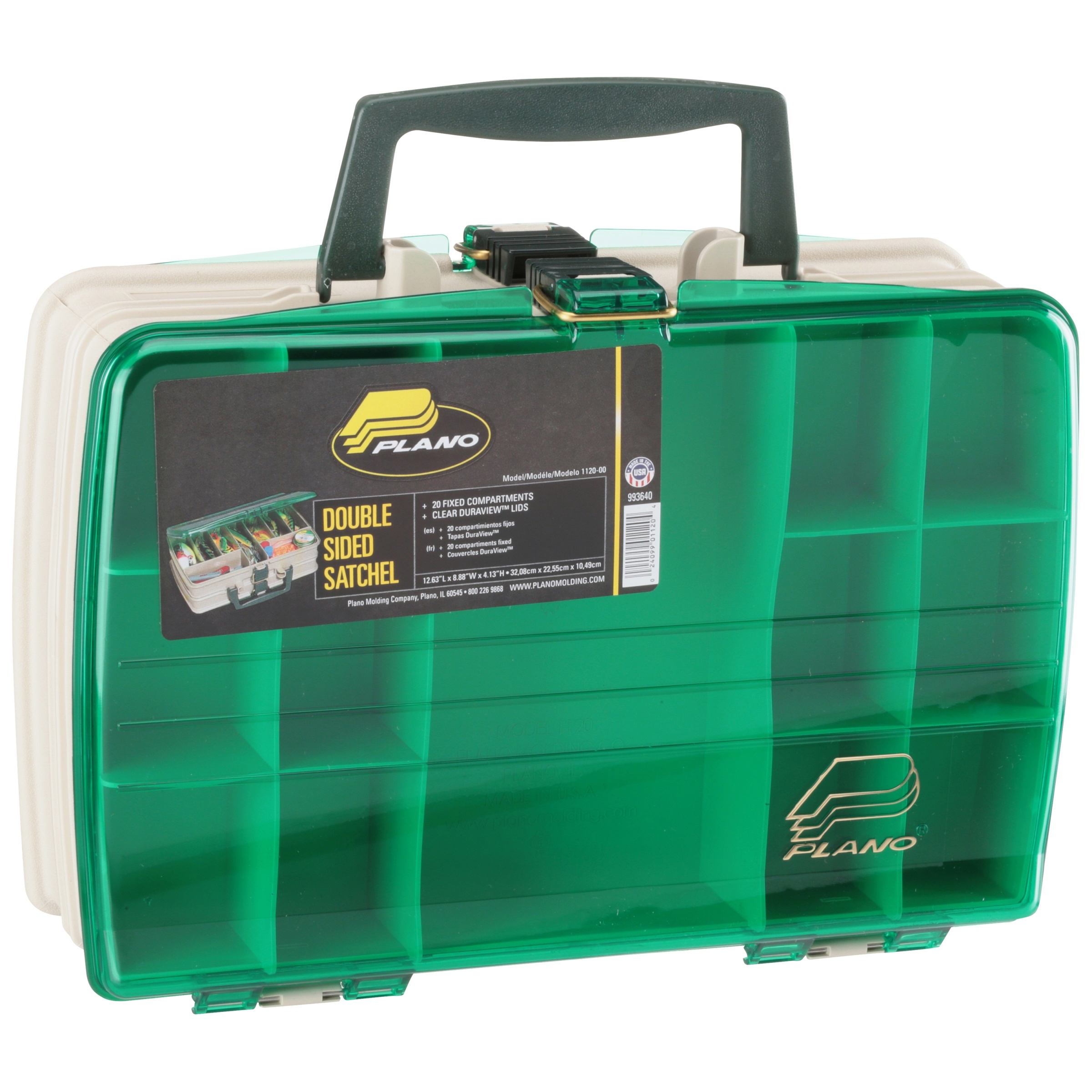 PLANO DOUBLE SIDED ORGANIZER