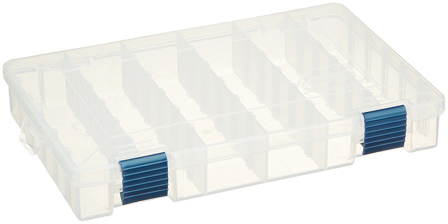 PLANO STOWAWAY WITH ADJUSTABLE DIVIDERS
