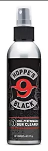 HOPPES 4OZ BLACK GUN CLEANER