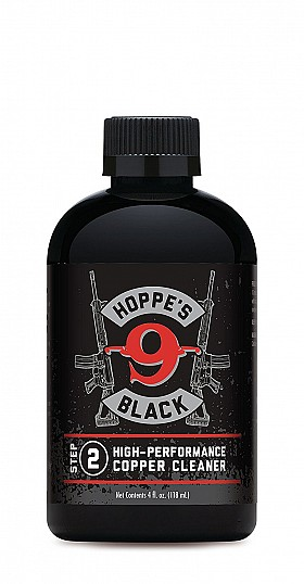 HOPPES 4OZ BLACK COPPER CLEANER