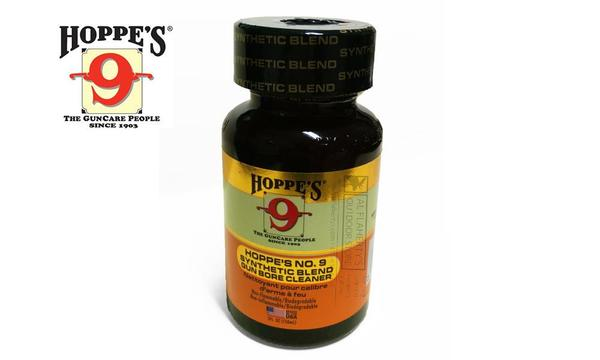 HOPPES 9 SYNTHETIC BLEND GUN BORE CLEANER 5 OZ