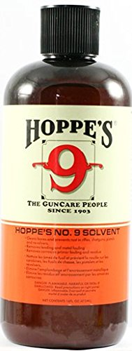 HOPPES 9 SYNTHETIC BLEND GUN BORE CLEANER 16 OZ