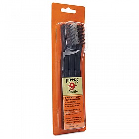 HOPPES UTILITY GUN CLEANING BRUSHES 3 PACK