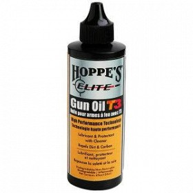 HOPPES ELITE GUN OIL T3 4OZ
