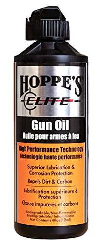 HOPPES ELITE GUN OIL 4OZ