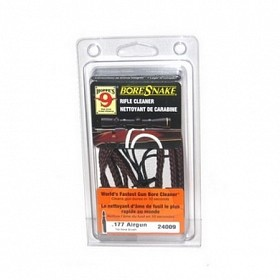 HOPPES BORESNAKE .177 AIR RIFLE CLEANER24009