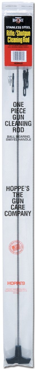 HOPPES 1 PIECE UNIVERSAL CLEANING ROD