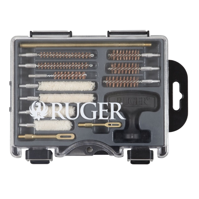 ALLEN RUGER COMPACT HANDGUN CLEANING KIT