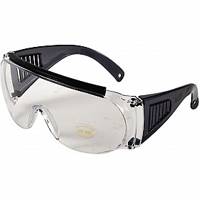 ALLEN OVER SHOOTING AND SAFETY GLASSES CLEAR