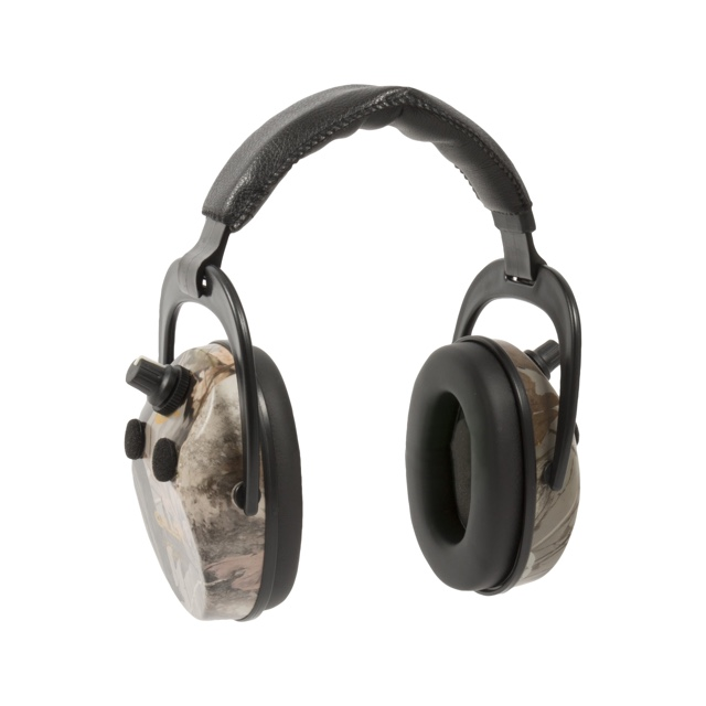 ALLEN AXION ELECTRONIC SHOOTING MUFF CAMO