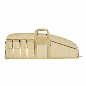 "ALLEN COMBAT TACTICAL 42"" RIFLE CASE TAN"
