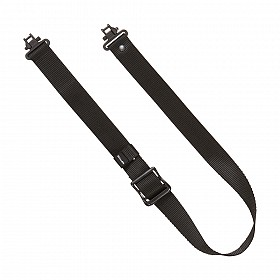 ALLEN SLIDE AND LOCK WEB BLACK SLING