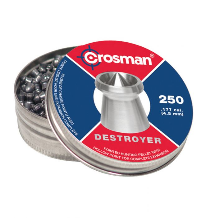 CROSMAN DESTROYER PELLETS .177P 7.4GR