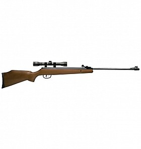 CROSMAN OPTIMUS RIFLE WITH SCOPE