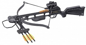 CENTER POINT XR175 RECURVE CROSS BOW PACKAGE