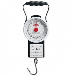 BERKLEY 50LB PORTABLE DIAL SCALE