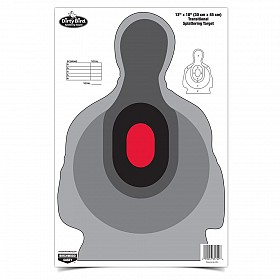 BIRCHWOOD CASEY DIRTY BIRD 12X18 TRANSITIONAL TARGET