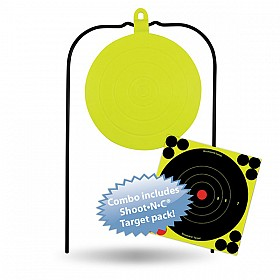 "BIRCHWOOD CASEY GROUND STRIKE 8"" PLATE TARGET"