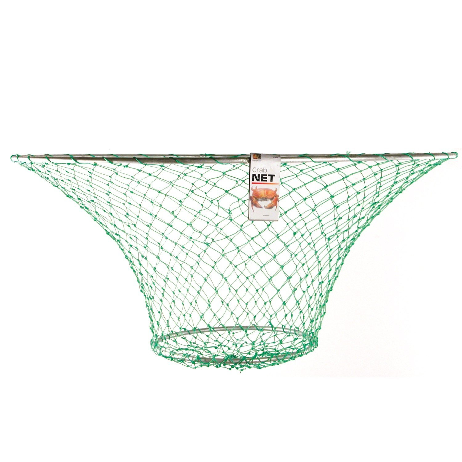 DANIELSON DELUXE 2 RING CRAB NET