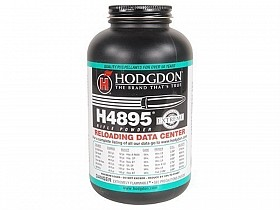 HODGDON H4895 SMOKELESS POWDER