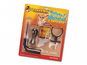 QUAKER BOY TWISTER WHITETAIL COMBO
