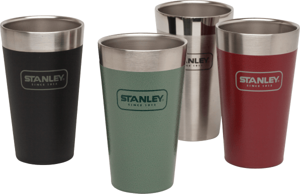 STANLEY ADVENTURE STACKING VACUUM PINT 4 PACK 16 OZ