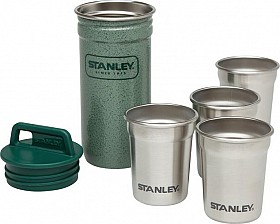 STANLEY ADVENTURE NESTING SHOT GLASS SET