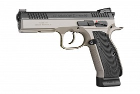 CZ MODEL 75 SP-01 SHADOW 2 SEMI AUTOMATIC 9MM PISTOL