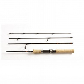 "DAIWA SPINMATIC TRAVEL ROD 6'6"" SMD664ULFS"