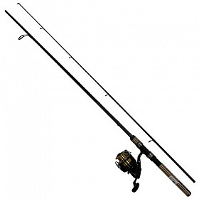 DAIWA D-SHOCK SPINNING ROD COMBO