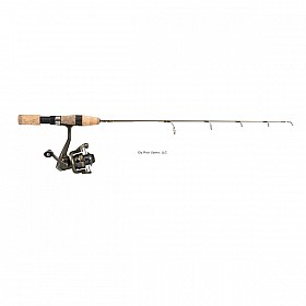 "SHAKESPEARE WILD SERIES 27"" ICE FISHING COMBO"