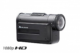 MIDLAND XTC400VP WI-FI 1080P WEARABLE CAMERA