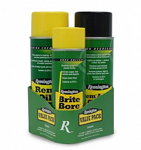 REMINGTON ACTION CLEANER 3 STEP VALUE PACK
