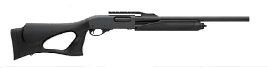 REMINGTON 870 EXPRESS 12 GAUGE RIFLED PUMP ACTION SHOTGUN