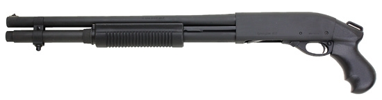 REMINGTON MODEL 870 EXPRESS TACTICAL 12 GAUGE PUMP ACTION SHOTGUN
